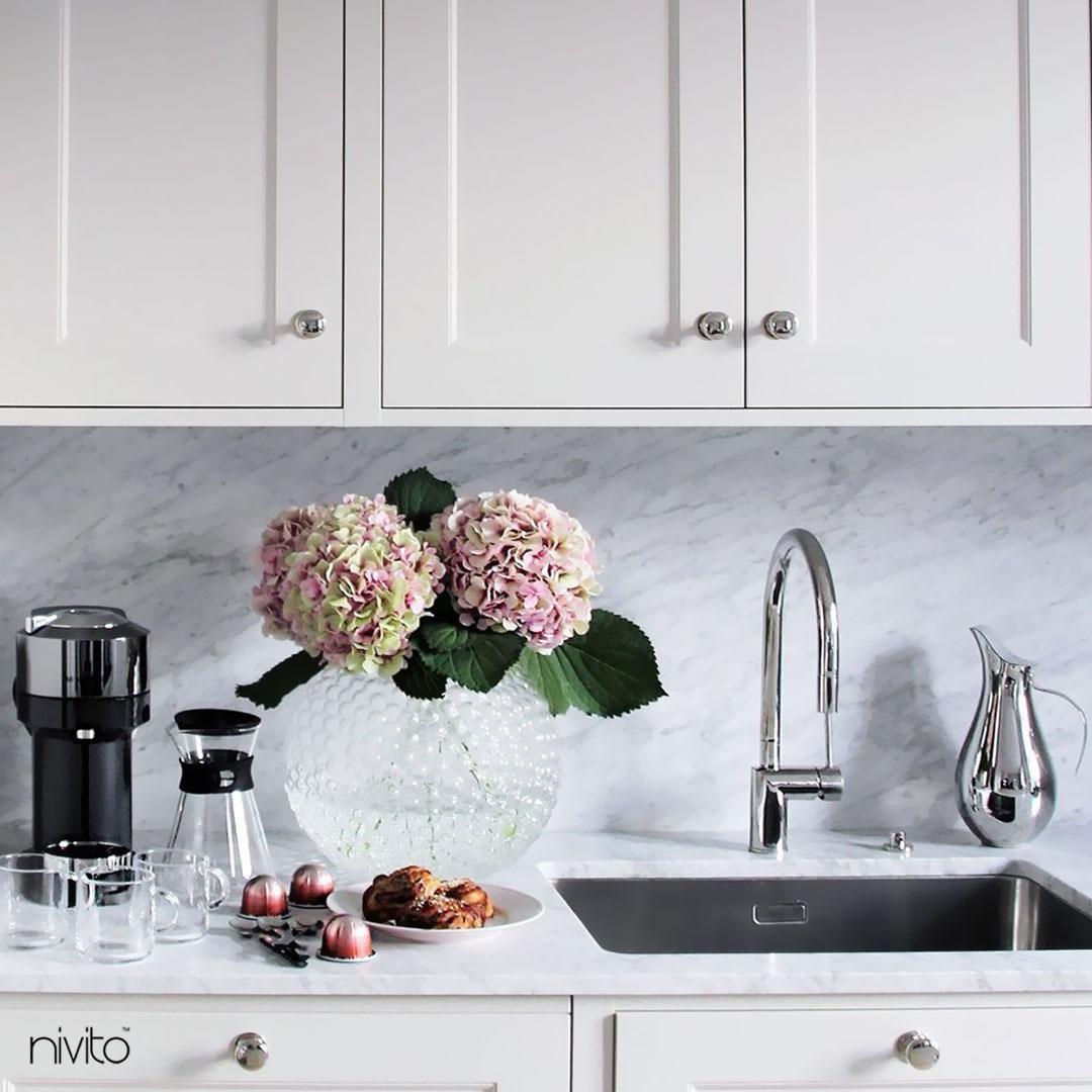 Kitchen Mixer Tap Pullout hose - Nivito RH-110-EX