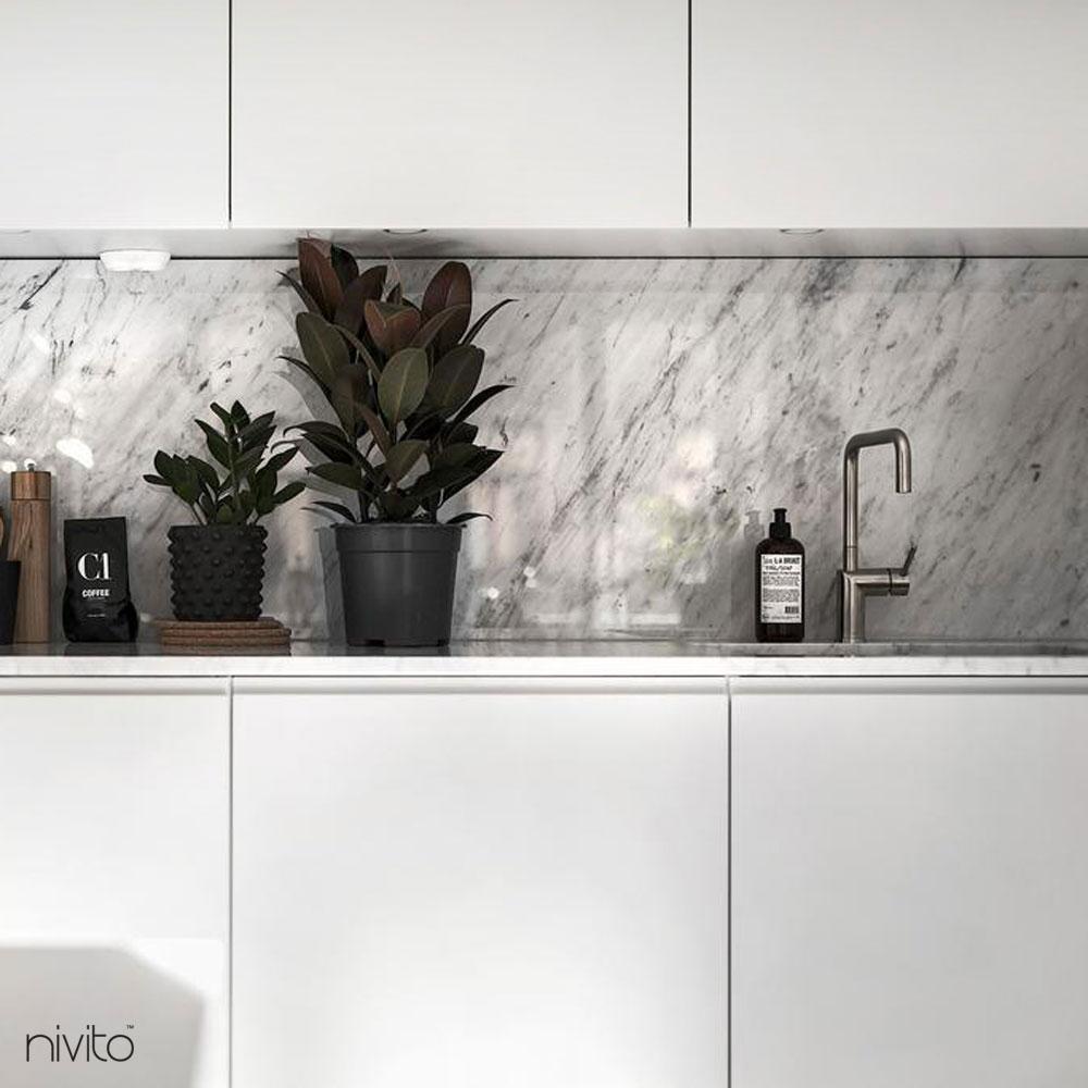 Stainless Steel Kitchen Tap - Nivito RH-300