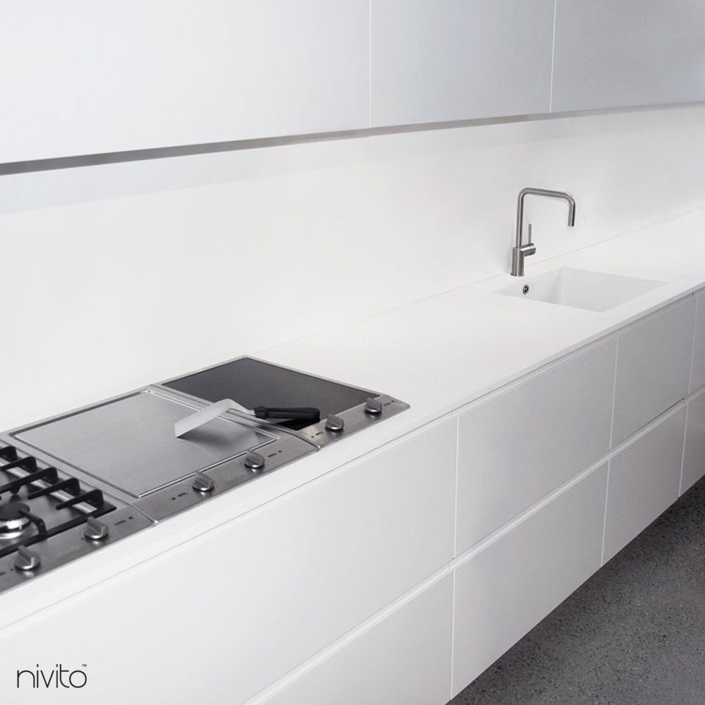 Stainless Steel Tap - Nivito RH-300