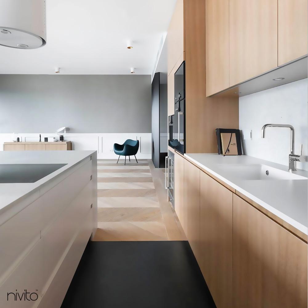 Kitchen Mixer Tap - Nivito RH-310
