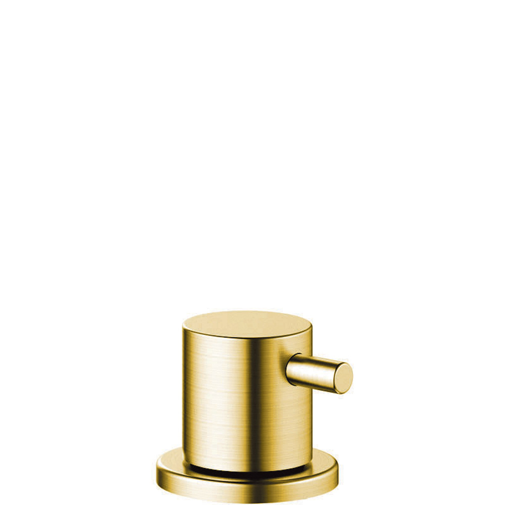 Brass/Gold Dishwasher Valve - Nivito RD-BB