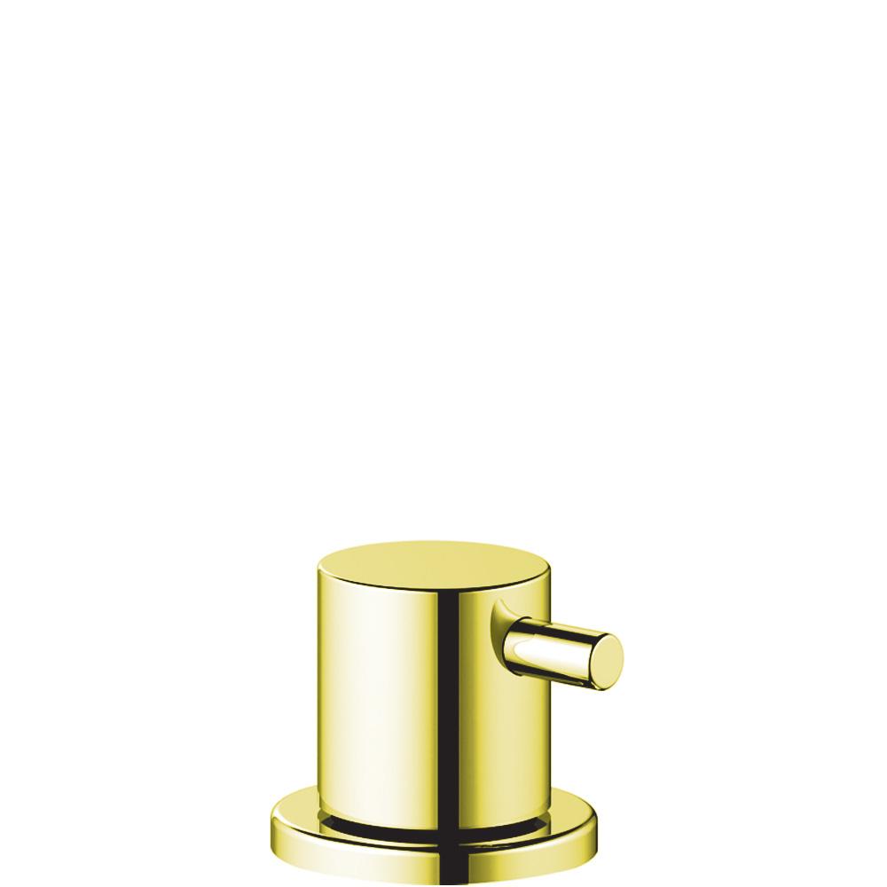 Brass/Gold Dishwasher Valve - Nivito RD-PB