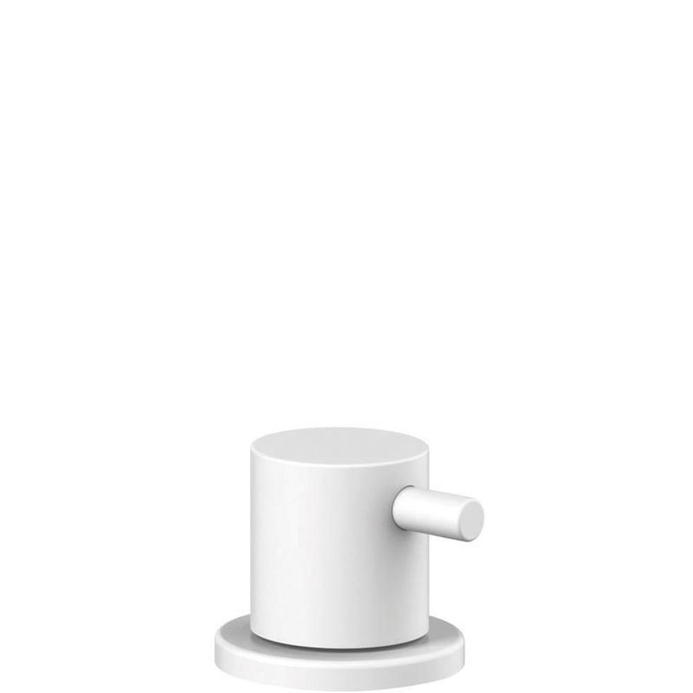 White Dishwasher Valve - Nivito RD-WH
