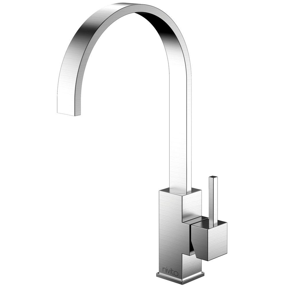 Stainless Steel Kitchen Tap - Nivito RE-100