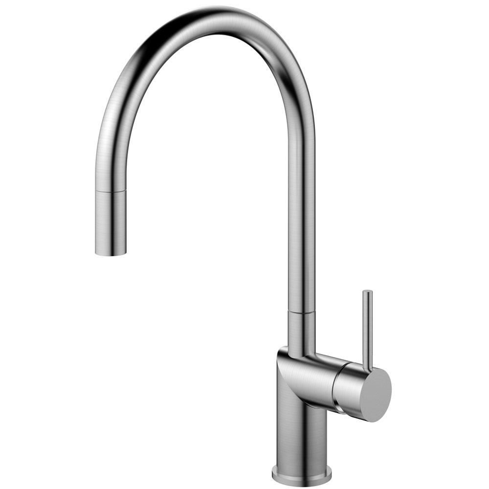 Stainless Steel Kitchen Mixer Tap - Nivito RH-100-EX Series