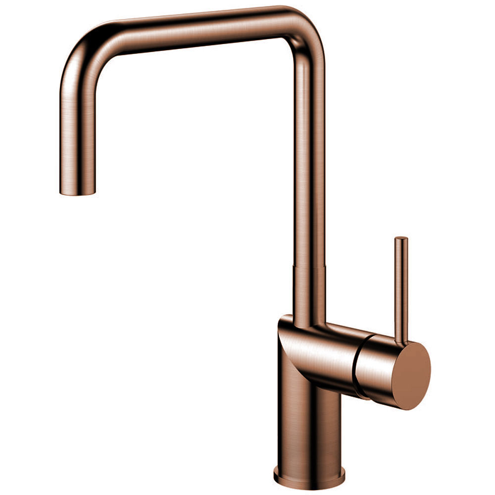 Copper Kitchen Sink Mixer Tap - Nivito RH-350