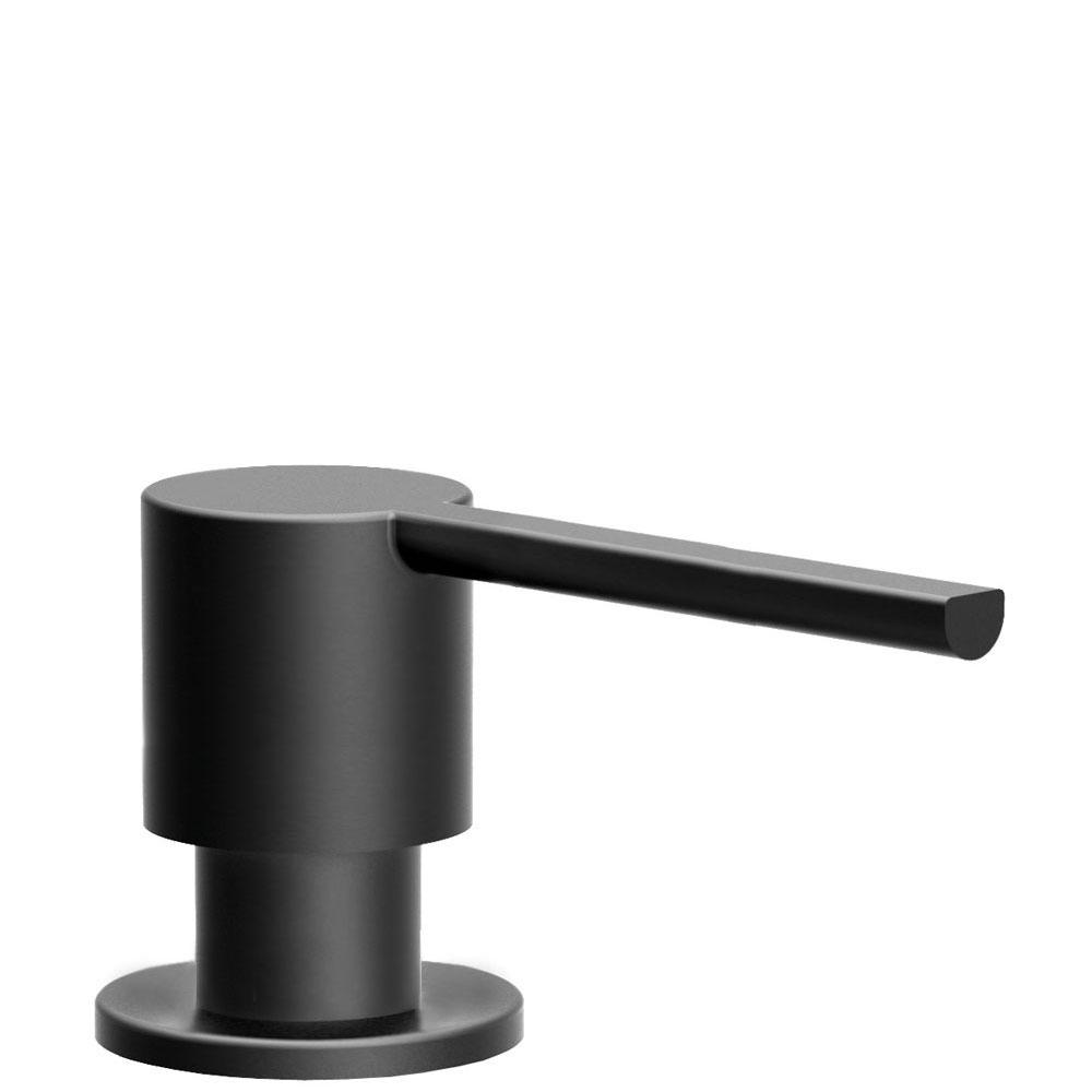 Black Soap Dispenser - Nivito SR-BL