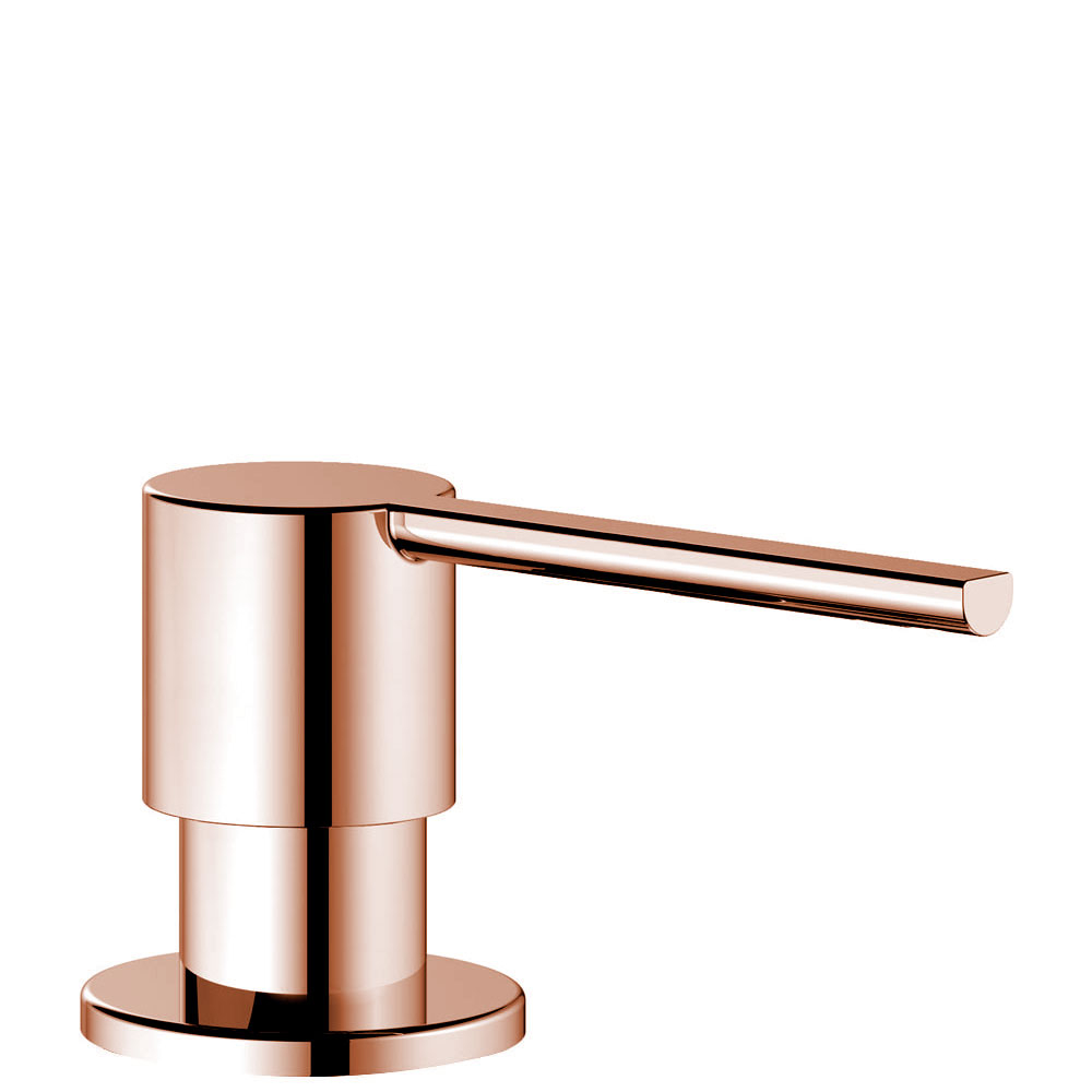 Copper Soap Pump - Nivito SR-PC