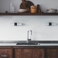 Kitchen Mixer Tap Pullout hose - Nivito RH-310-EX