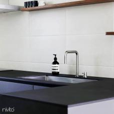 Kitchen Mixer Tap Pullout hose / Seperated Body/Pipe - Nivito 1-RH-310-VI