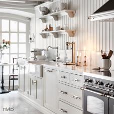 Kitchen Mixer Tap - Nivito CL-110