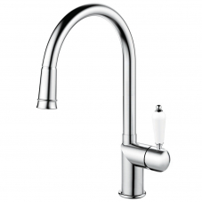 Stainless Steel Kitchen Mixer Tap Pullout hose - Nivito CL-200