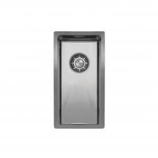 Stainless Steel Kitchen Sink - Nivito CU-180-B