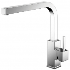 Stainless Steel Kitchen Mixer Tap - Nivito SP-300
