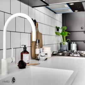 White tapware tap