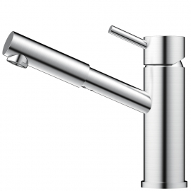 Stainless Steel Bathroom Tap - Nivito FL-20