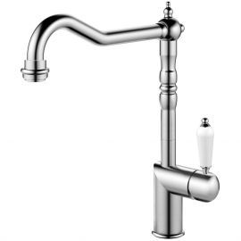 Stainless Steel Kitchen Mixer Tap - Nivito CL-100