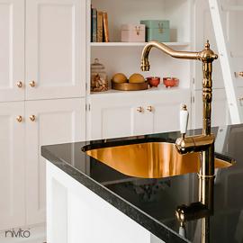 Copper tap