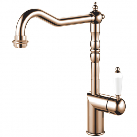 Copper Kitchen Mixer Tap - Nivito CL-170
