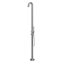 Stainless Steel Outdoor Shower - Nivito CR-2000