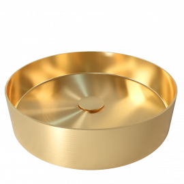 Brass/Gold - Nivito ED-380-BB