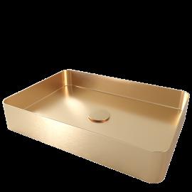 Brass/Gold - Nivito ED-500-BB