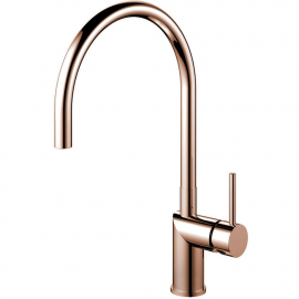 Copper Kitchen Mixer Tap - Nivito RH-170