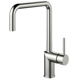Stainless Steel Kitchen Mixer Tap - Nivito RH-300