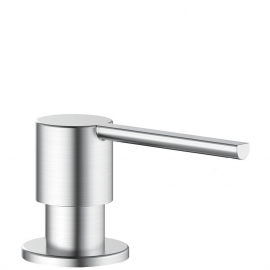 Stainless Steel Soap Dispenser - Nivito SR-B