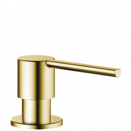 Brass/Gold Soap Dispenser - Nivito SR-BB