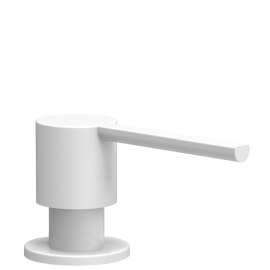 White Soap Dispenser - Nivito SR-WH